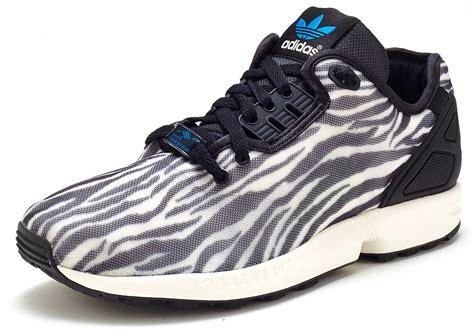 adidas zx flux decon b23728 adidas originals zx flux decon trainers in vintage white