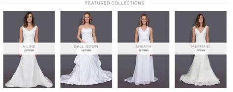 Nesa Shopp Desire Dress Gc 30 best stores for wedding dresses