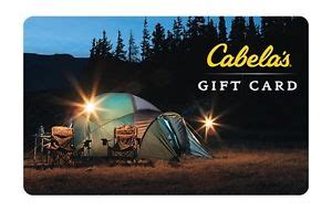 Where Can I Purchase Cabela S Gift Cards - 25 50 100 cabela s gift card ebay