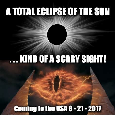 Solar Meme - all about your life 9 jokes about solar eclipse