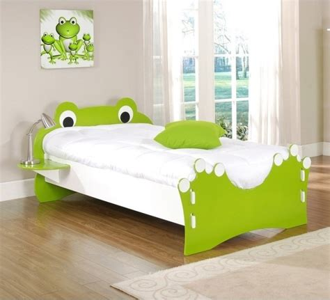 bed for toddlers legare frog twin toddler bed eclectic toddler beds