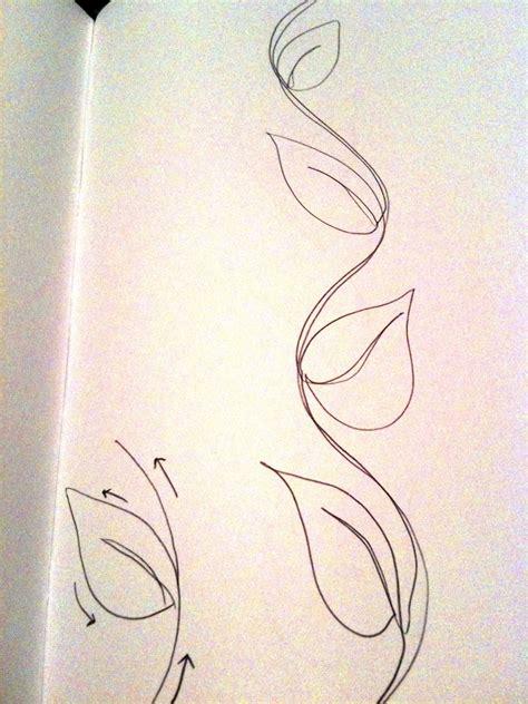 printable stencils vine 5 best images of vine patterns printable templates free