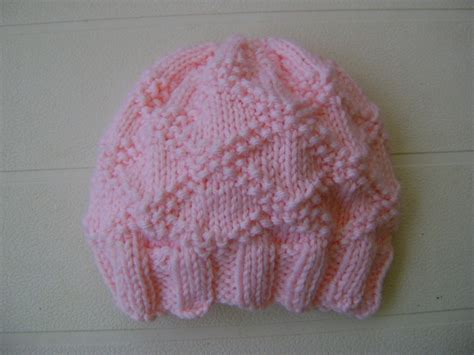baby beanie pattern knit more adorable knitted baby hats melsnattyknits