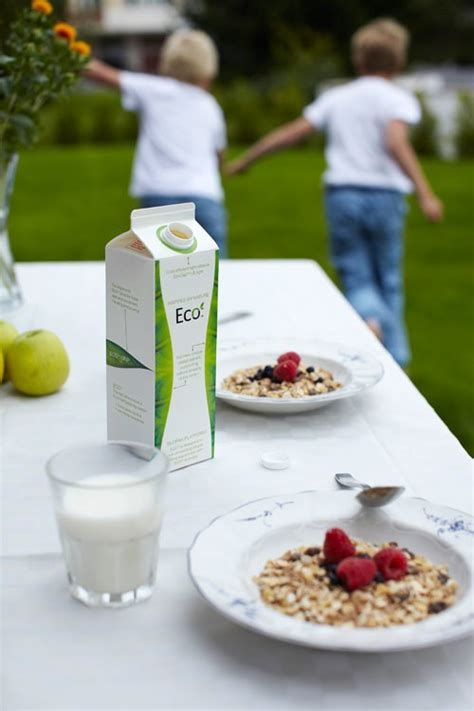Alcatel Launches Environment Friendly Packaging by Elopak Launches New Eco Friendly Milk Cartons