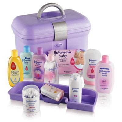 Gift Box Johnsons buy johnson s baby skincare essentials box from our child
