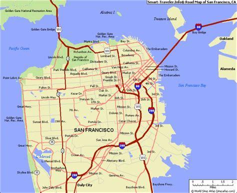 san francisco map ca de roadtrip usa 2012 page 3 roadtrip usa 2012