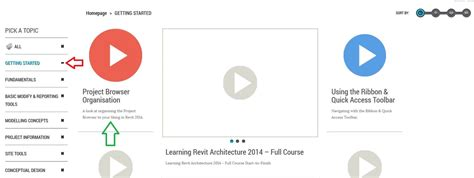 tutorial revit online how to learn autodesk revit for free
