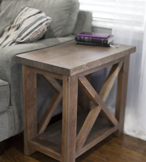 solid wood side table solid wood side table farmhouse style only 150