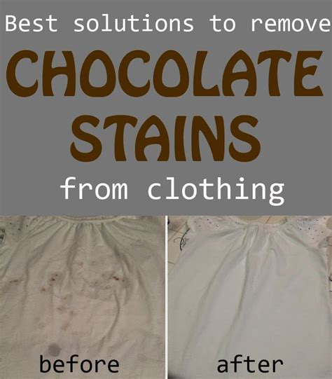 remove chocolate from upholstery the 25 best removing chocolate stains ideas on pinterest