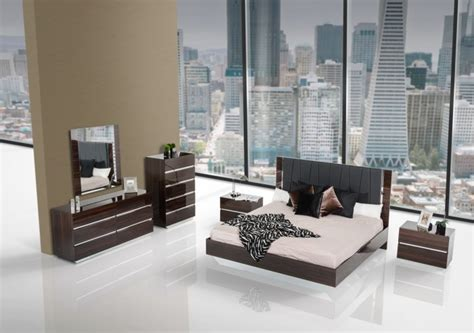 italian lacquer bedroom furniture luxor italian modern lacquer eastern king bedroom set