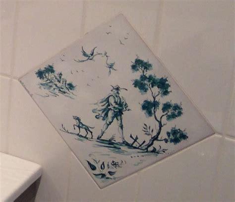 piastrelle personalizzate piastrelle in ceramica dipinte a mano e personalizzate