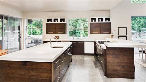 where your money goes in a kitchen remodel homeadvisor why do kitchen remodels go over budget miller hobbs group