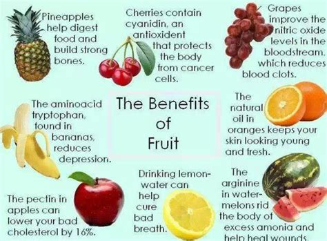 fruit health benefits health benefits of fruits 171 consumer