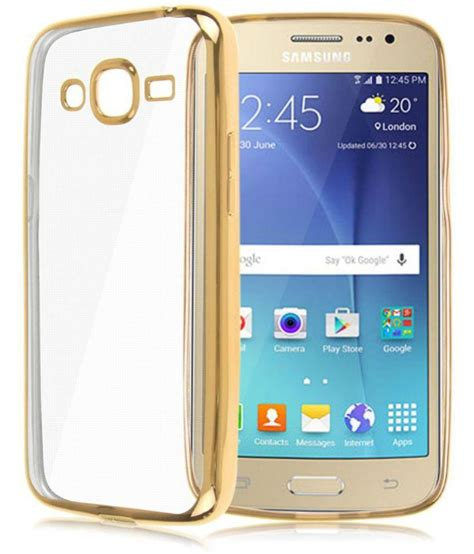 samsung galaxy j2 pro soft silicon cases mercator golden plain back covers at low
