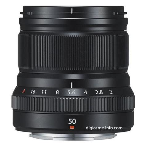 Fujifilm Xf 50mm F 2 R Wr Lens fujifilm xf 50mm f 2 r wr lens images specifications