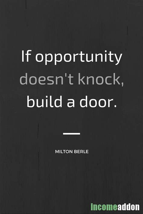 New Opportunities Knockingi Often Whethe by 1000 Success Quotes On Quotes Success