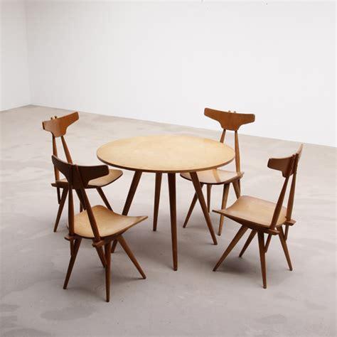 1950 Furniture Design by City Furniture 1950s Dining C De Boer Design