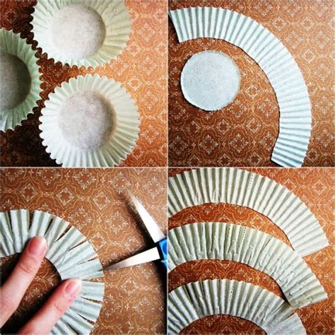 How To Make Paper Cupcake Liners - discover and save creative ideas