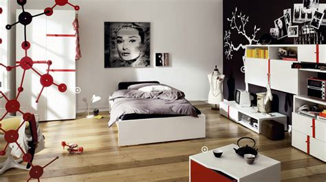 teenage bedroom trendy teen rooms