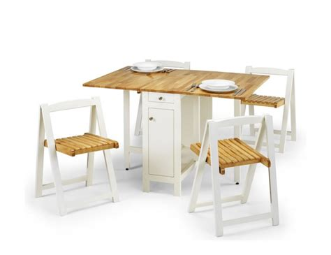 table with 4 chairs inside white and wood gateleg table set gateleg tables