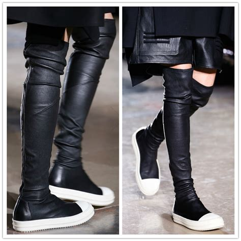 the knee tight boots boot ri