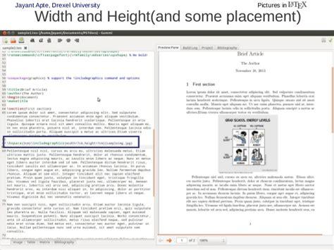 latex tutorial align latex workshop tutorial