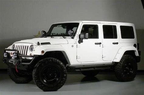 find new 2013 jeep wrangler kevlar paint aev hood glamis