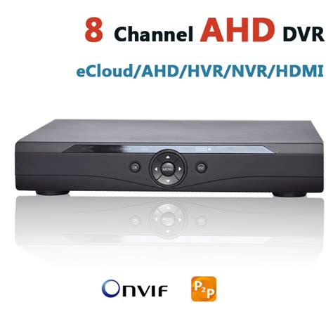 Murah Dvr Cctv 4 Channel 4 Hd Ahd Turbo Hdtvi Analog Ip Kabel cctv ahd dvr 8 channel security dvr recorder hdmi hd ahd 720p resolution 960h ip hybrid hvr