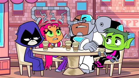 Teen Titans Go 2013   warner bros consumer products releases new quot beware the