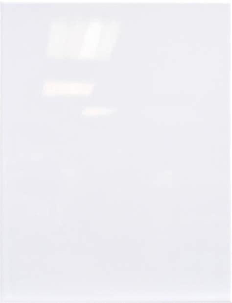 White gloss