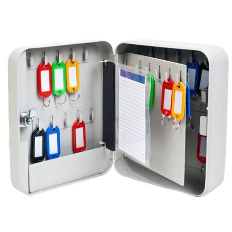 cassette portachiavi cassetta portachiavi 5 grigio 20x8x16 cm 30