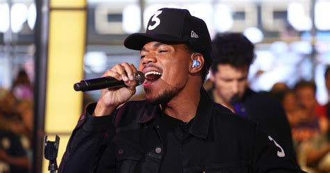 coloring book chance the rapper summer friends chance the rapper perform summer friends on gma
