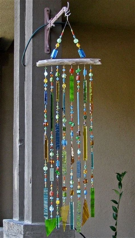How To Make Handmade Wind Chimes - 40 diy wind chime ideas diy to make