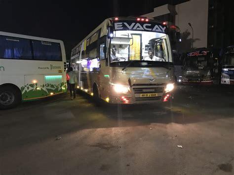 Coimbatore To Chennai Sleeper by Evacay Service From Chennai To Coimbatore Scania And