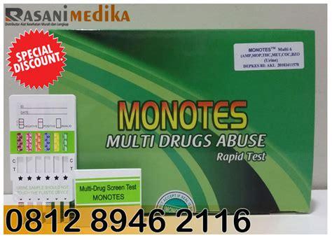 Alat Rapid Tes distributor alat test narkoba rasani medika
