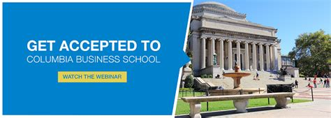 Columbia Mba Admissions Statistics by What Does At The Center Of Business For Cbs