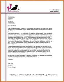 Business Letter Format On Letterhead Sample 5 Business Letter Format With Letterhead Bussines