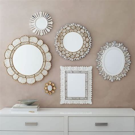 home decorating with mirrors quintessence parisienne top contemporary ideas of home decor with wall mirrors fab