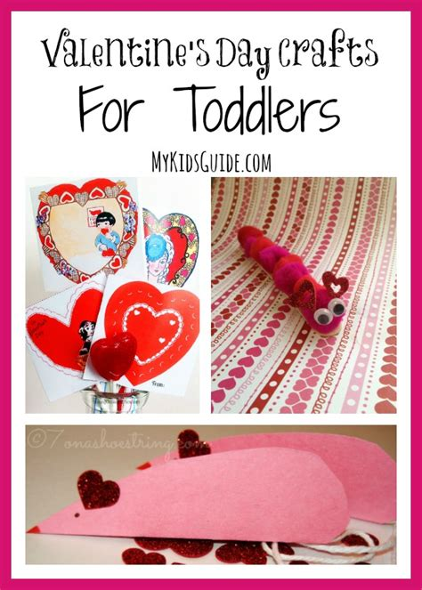 great valentines great s day crafts for toddlers my guide