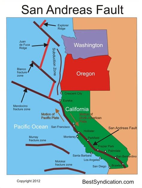 san andreas fault images san andreas fault line www imgkid the image kid