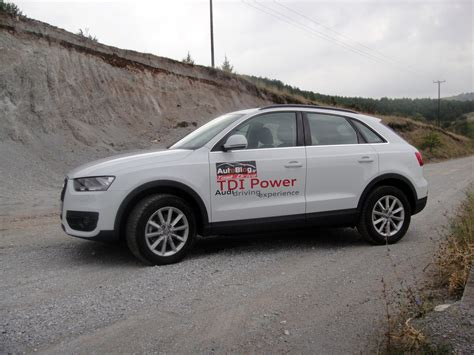 Test Audi Q3 2 0 Tdi by Test Drive δοκιμάζουμε το Audi Q3 2 0 Tdi 140hp Autoblog Gr