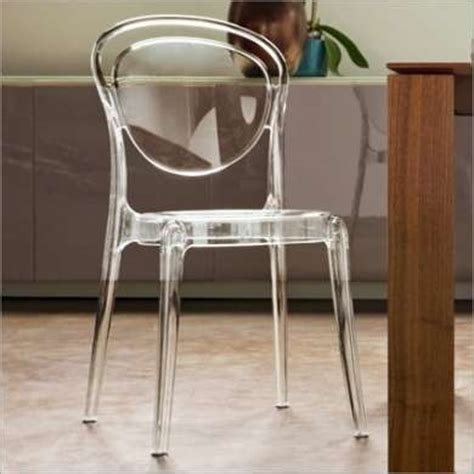 sedie trasparenti sedie calligaris trasparenti foto 5 6 design mag