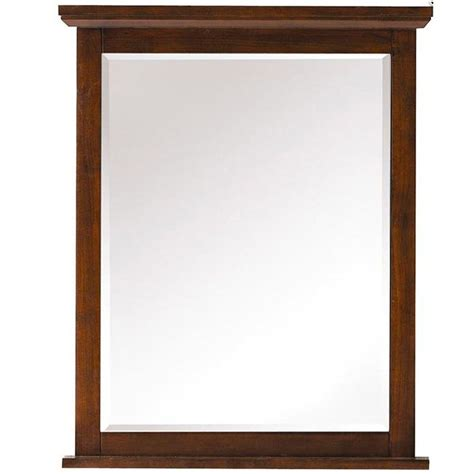 Home Depot Bathroom Vanity Mirrors by Foret Bathroom Mirrors The Home Depot