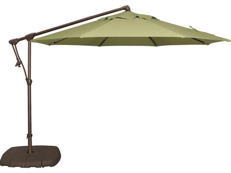 [ patio umbrella ]   castlecreek 10 two tier market patio