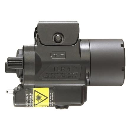 streamlight tlr 4 tlr 4g compact rail mount tactical light