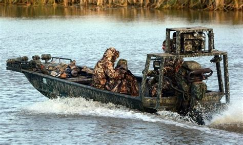 duck hunting jon boat best duck hunting boat reviews on top boats on the market