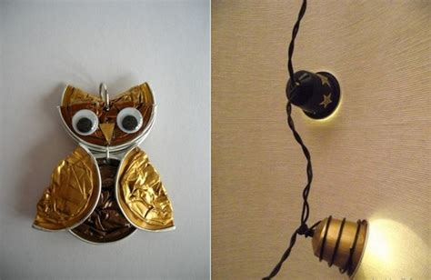Cheap Home Decor Crafts by Upcycling Nespresso Capsules 15 Easy Diy Ideas