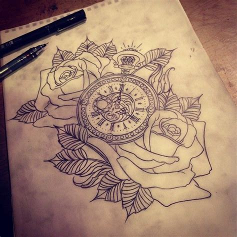 tattoo inspiration drawing 1000 bilder zu 176 clock compass 176 auf pinterest
