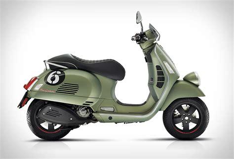 yeni nesil vespa sei giorni scooter motosikletclub