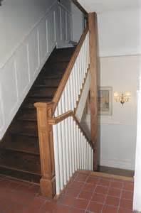 Oak Stair Railing Railing Designs Studio Design Gallery